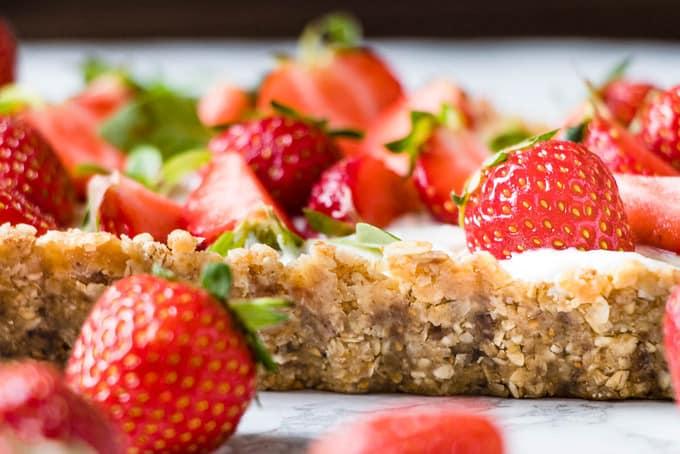 Fruit Tart Cake Nutrition Facts
