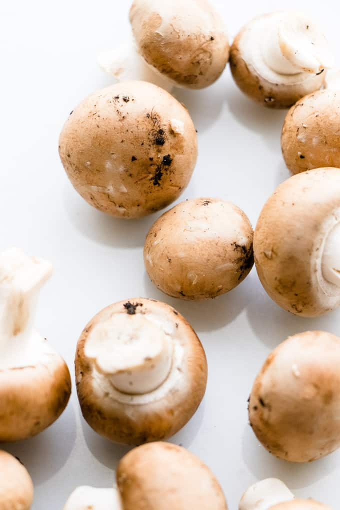 How-To Clean Mushrooms Properly