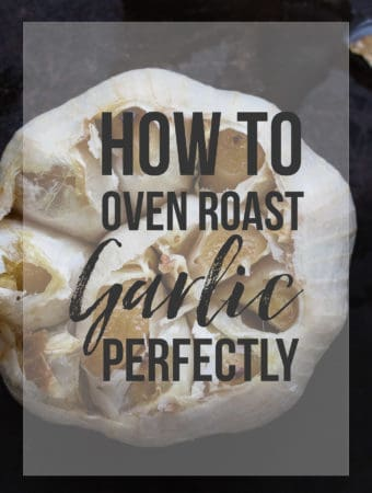 How to oven roast garlic perfectly. #basics #garlic #roast #kitchentips