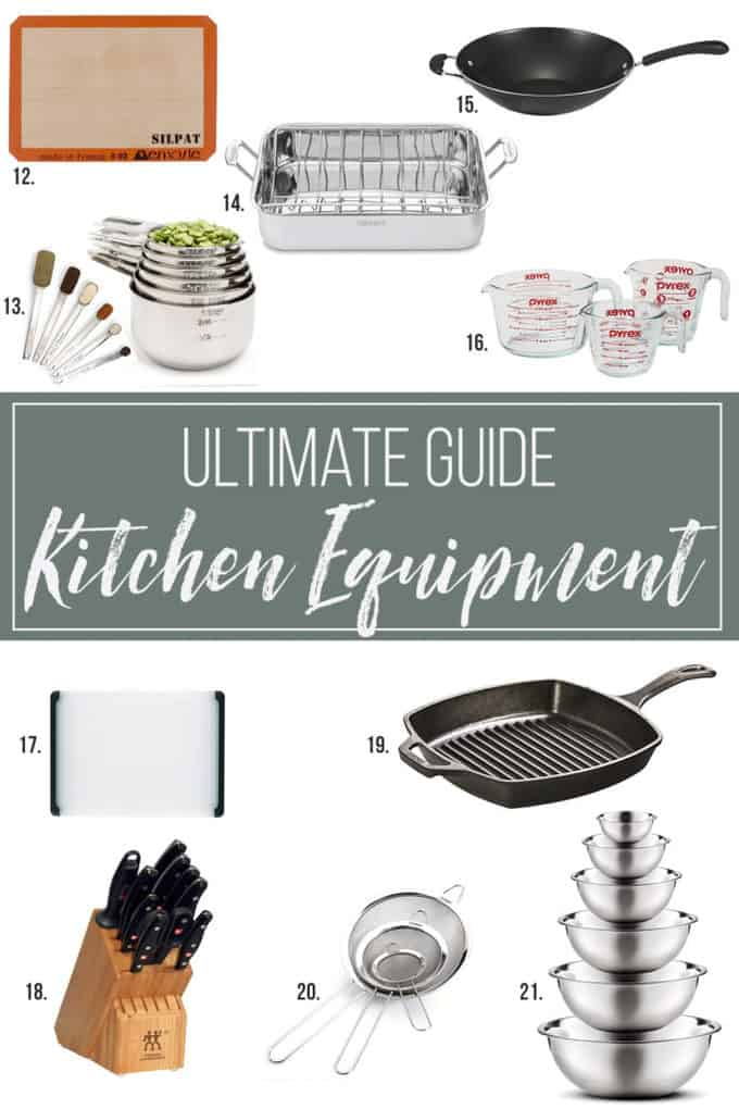 Essential Kitchen Guide
