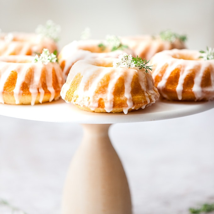 Mary Berry S Lemon Drizzle Cake Salted Mint