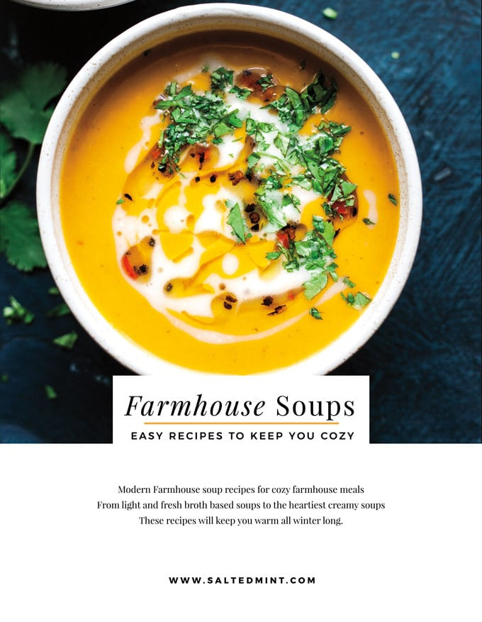 Best soups ebook cover with text overaly.